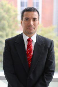 Professor Daniel Mendoza
